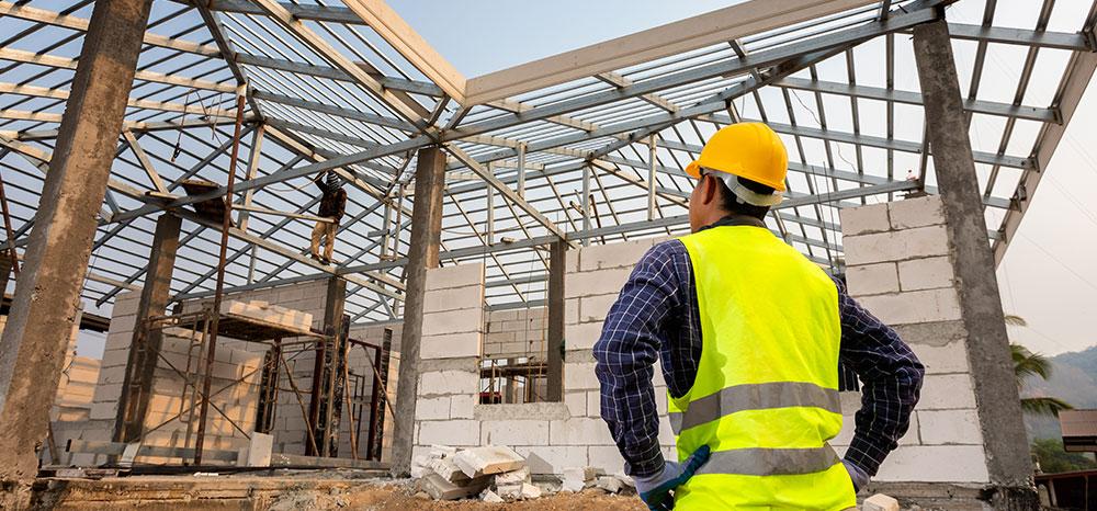 nieuw huis bouwen